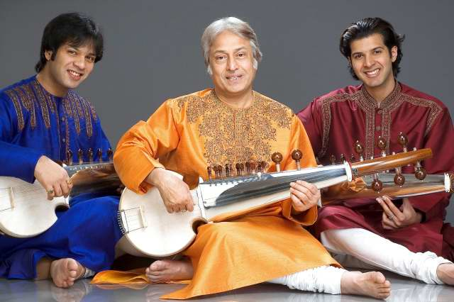 Amjad Ali Khan 52nd tour promotes 'The Sarod Project'