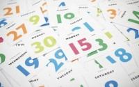 Calendar Calculation – Find out the day you were born!