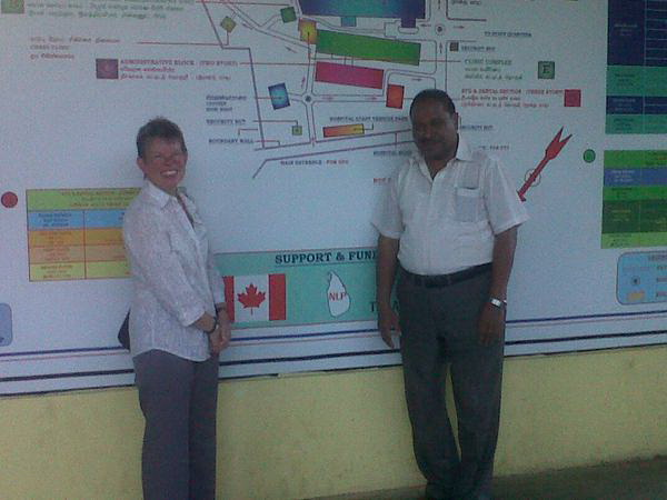Int'l Mother Tongue Day: Canada promotes respect for language diversity in #SriLanka with National Languages Project (pic via: twitter.com/CanHCSriLanka)