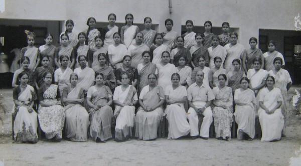 Chundukuli Staff (photo - early 1960)