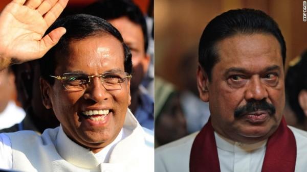 Sirisena & Rajapaksa