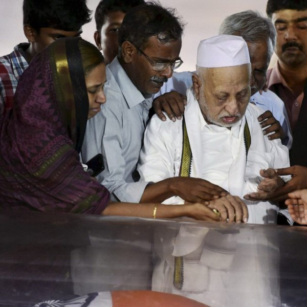 Rameswaram's final send-off for it's favourite son Abdul Kalam