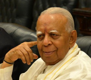 TNA Leader Sampanthan becomes Leader of the Opposition in Sri Lanka's Parliament