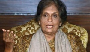 Former President Chandrika Bandaranaike Kumaratunge explains how Mahinda Rajapakse was toppled