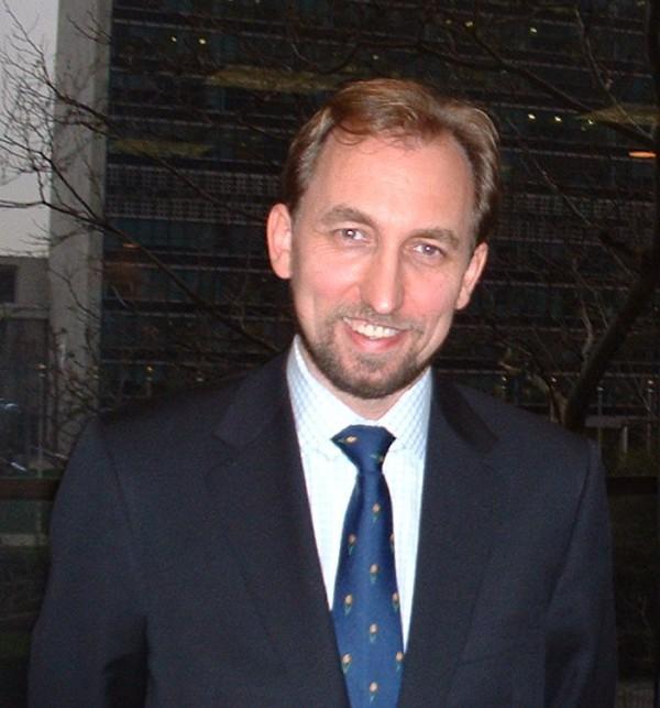 Prince Zeid bin Ra - UNHRC  Chief