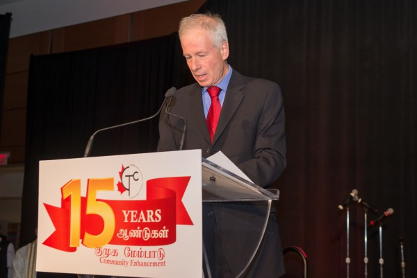 Stephane Dion, Minister of Foreign Affairs