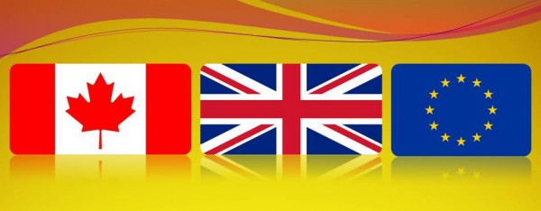 "Canada Day in the midst of ""Brexit"": We are dependent on others for our wellbeing today"