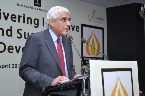 Dr. Indrajit Coomaraswamy, Sri Lanka's new Central Bank Governor
