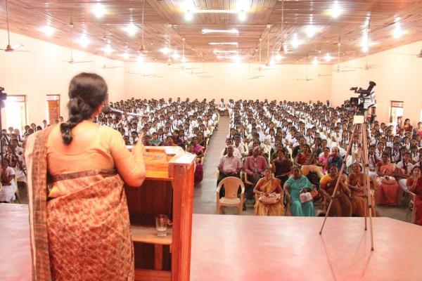 Student Event at Batticaloa, Sri Lanka