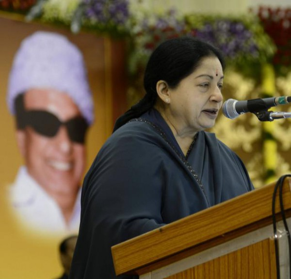 Tamil Nadu Chief Minister Jayalalithaa passes away