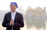 Ontario PC Leader visits India as the Year 2018 dawns