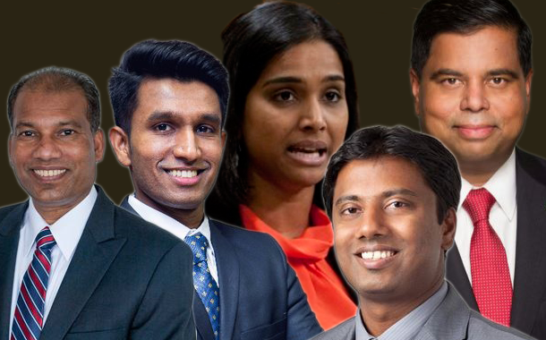CANADIAN TAMILS MAKE THEIR PRESENCE FELT IN POLITICAL LANDSCAPE
