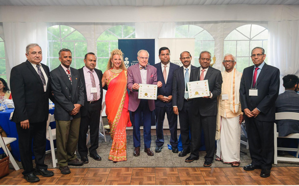 University of Toronto to establish a Tamil Chair to promote Tamil Language,Studies and Culture.